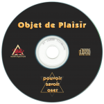 2001 – Objet de Plaisir – Demo album label